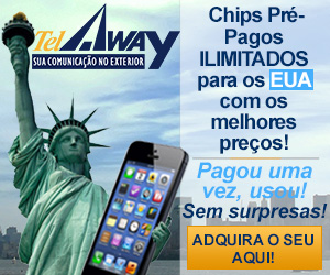 TelAway | Chips Pré-pagos