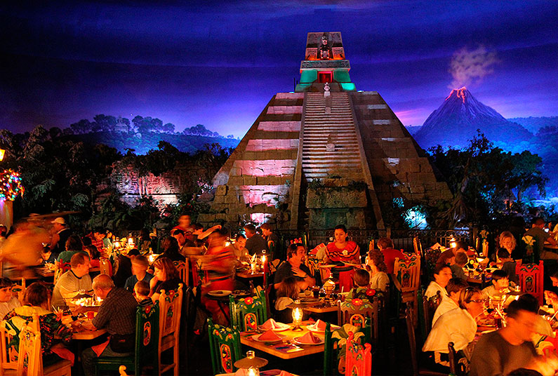 dicas-restaurante-mexicano-epcot-dentro-pirâmide