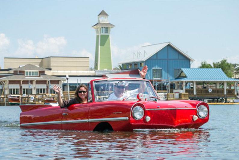 disney-boat-house-amphicars