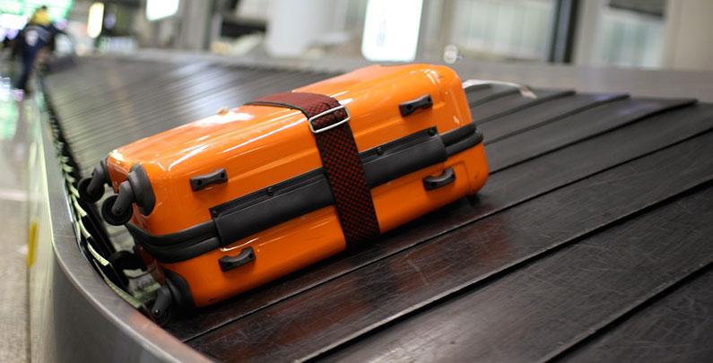 Resultado de imagem para bagagem no aeroporto