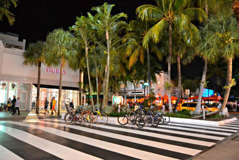 bicicleta-em-miami-beach