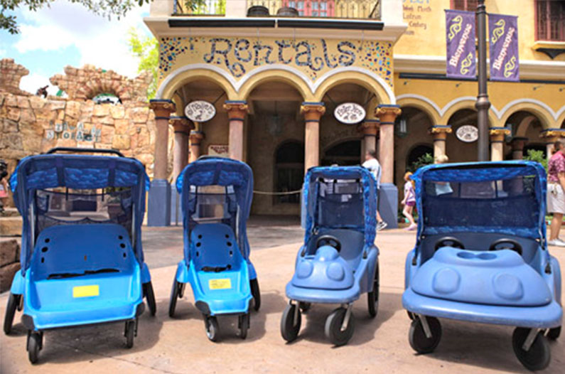 carrinho-parques-Disney-orlando-como-funciona