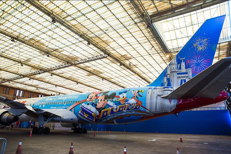 disney-plane-in-brazil