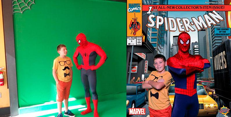 foto-revistinha-homem-aranha-como-tira
