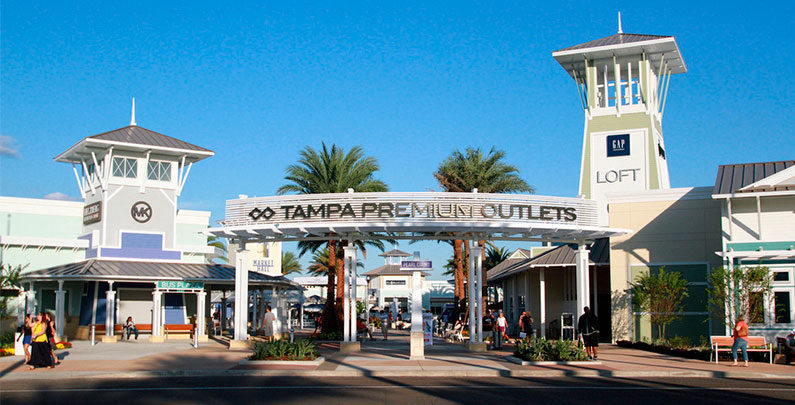 Premium Outlets  Tampa – vale a pena?
