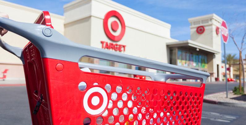 Compras nos EUA – Target