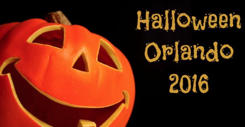 Halloween Orlando 2016