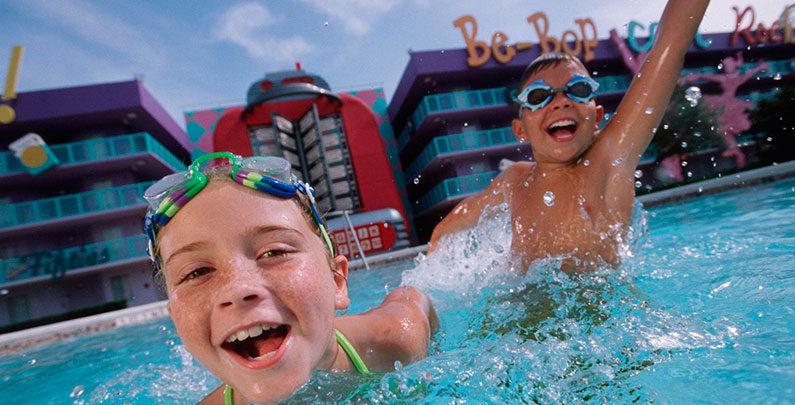 Value Resort – Disney's Pop Century Resort