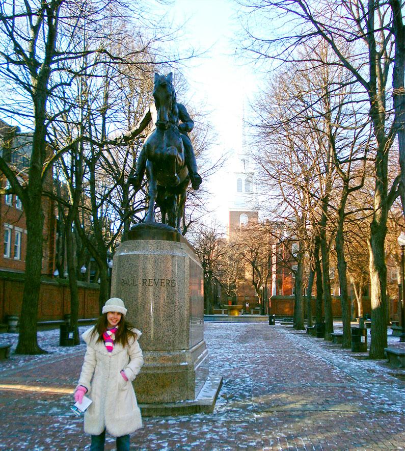 estatua-paul-revere-independencia-americana-em-boston