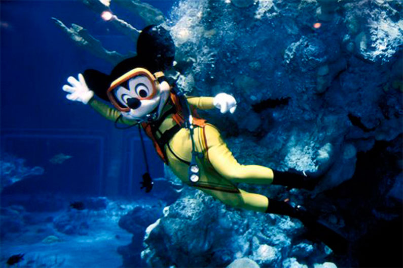 mickey-no-aquario-do-epcot-restaurante-coral-reef