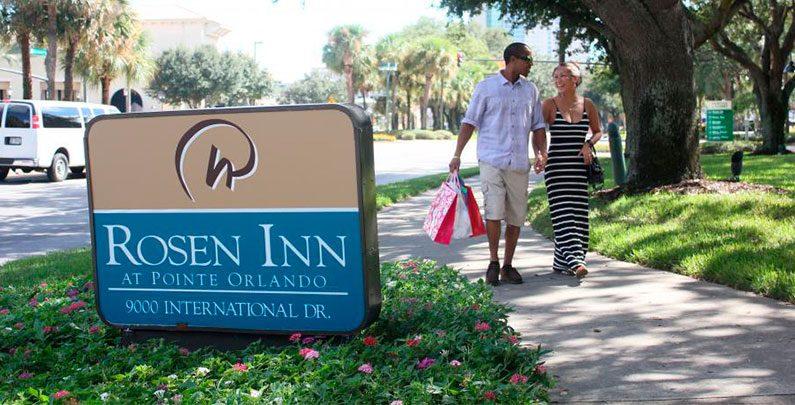 Hotel na medida Orlando – Rosen Inn at Pointe Orlando