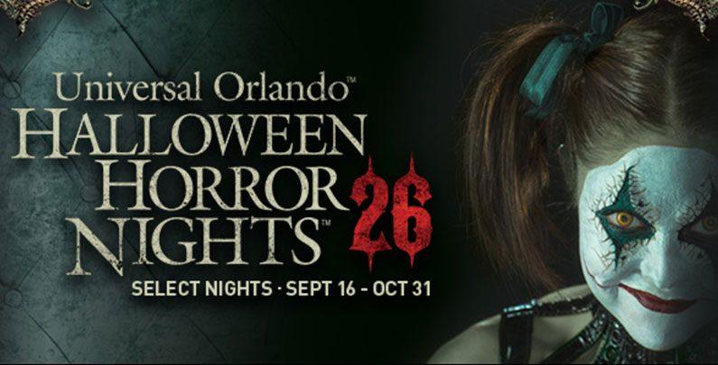 Universal Halloween Horror Nights – 2016