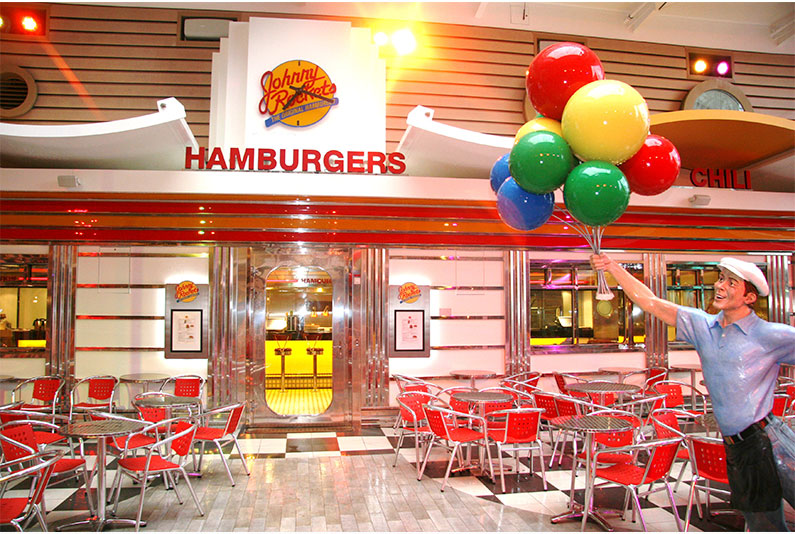 johnny-rockets-nos-navios-royal-caribbean-classe-oasis