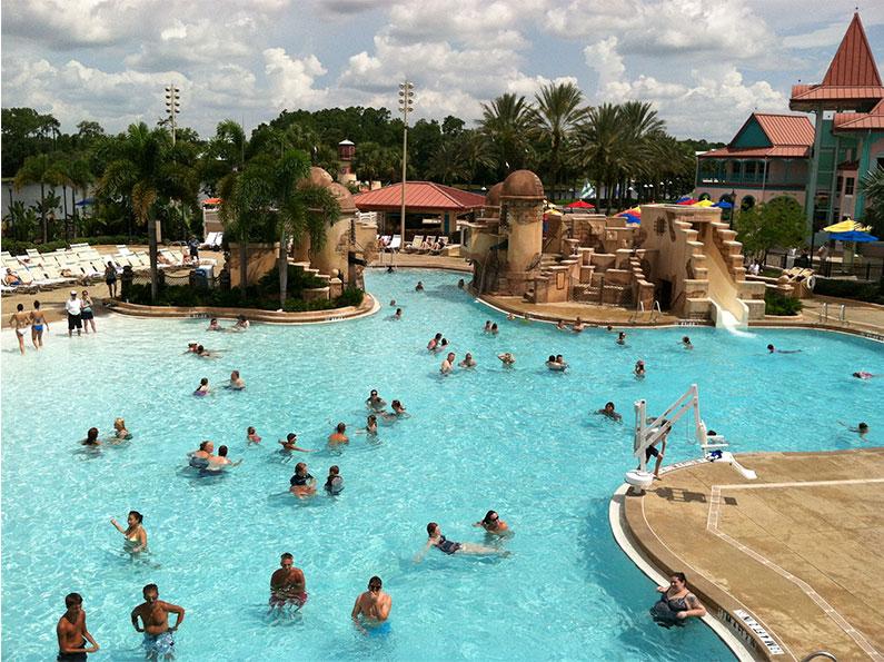 piscina-incrivel-resort-disney-caribbean-beach