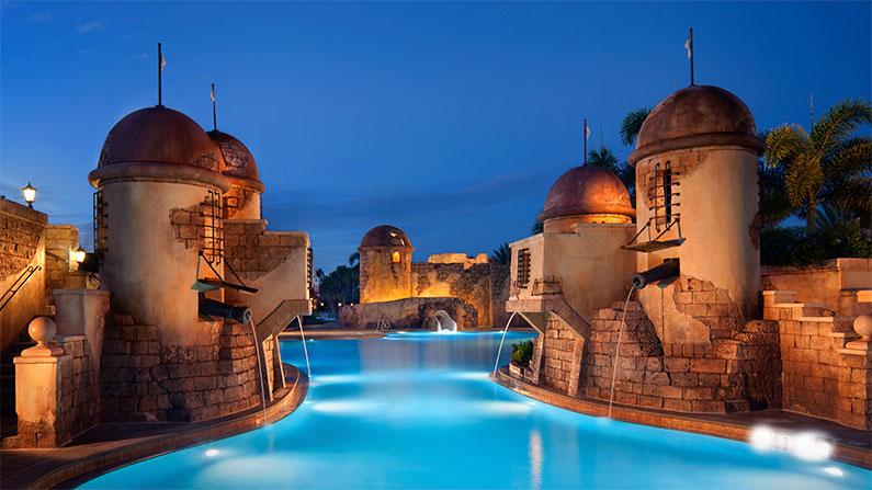 piscinas-caribbean-beach-resort