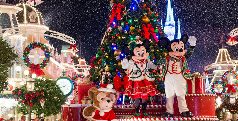 Roteiro completo | Mickey's Very Merry Christmas Party