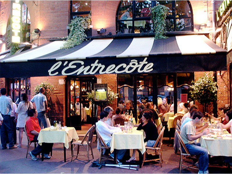Restaurant L Entrecotz Lyon
