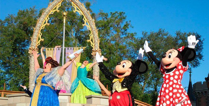 Let the Magic Begin | Novo Welcome Show no Magic Kingdom