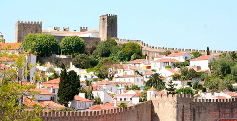 Óbidos Cidade Medieval | Passeio imperdível perto de Lisboa