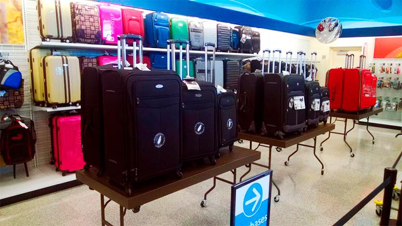 4914a340495 Já até consegui comprar 2 malas grandes da mesma cor e marca (formando  quase um kit customizado