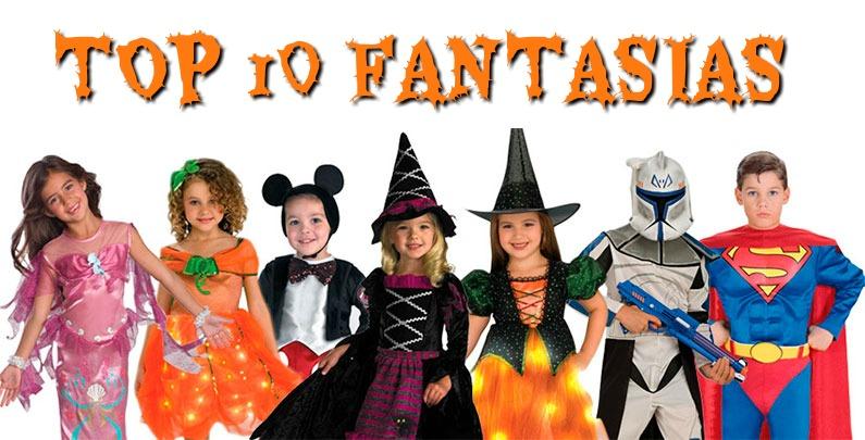 Fantasias Infantis | Top 10 Fantasias abaixo de US$ 30,00