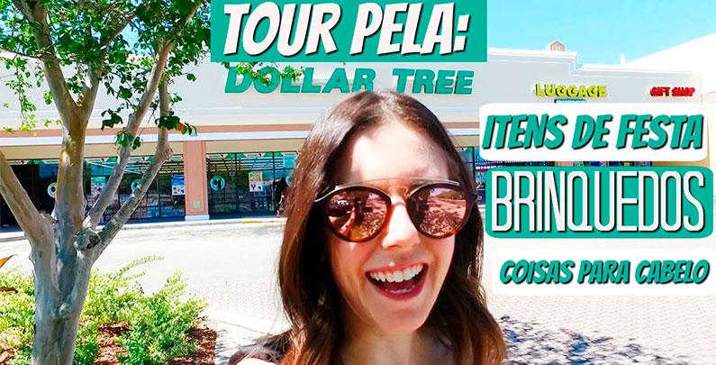 Tour pela Dollar Tree | Tudo que tem na loja, o que vale a pena trazer