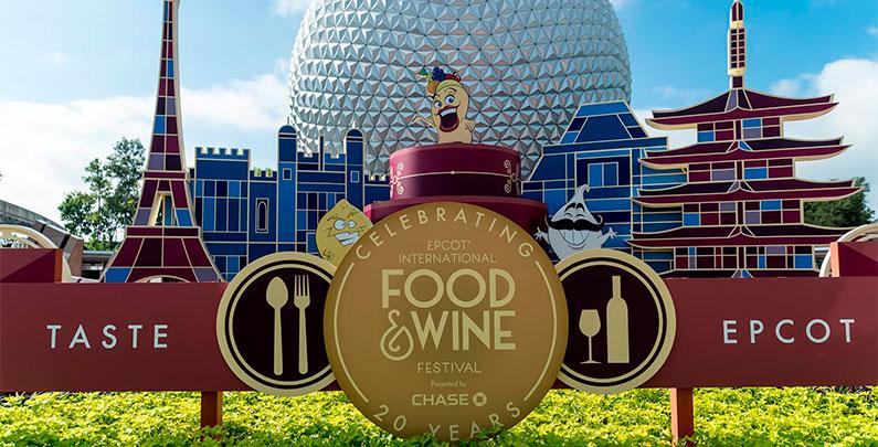 2017 EPCOT Food & Wine Festival | Festival gastronômico gratuito da Disney