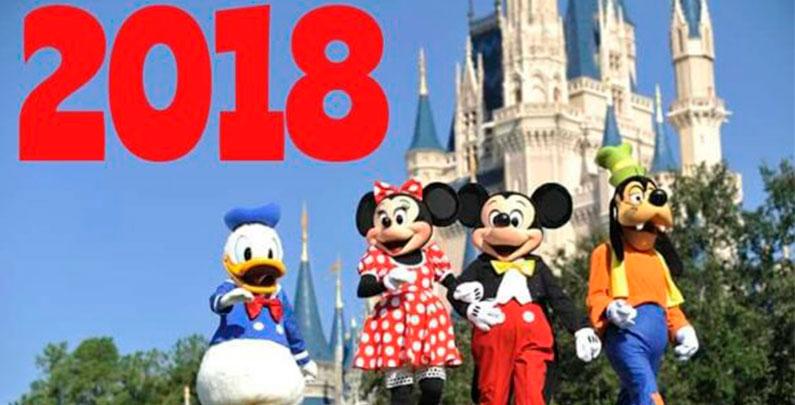 8 Motivos para visitar Orlando em 2018